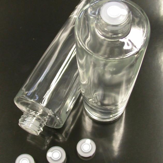 reducteurs d'orifice scelles sur flacons - Embatherm