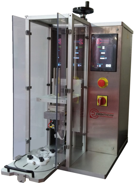 thermoscelleuse automatique tce260 embatherm