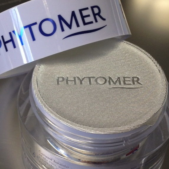 opercule estampé phytomer