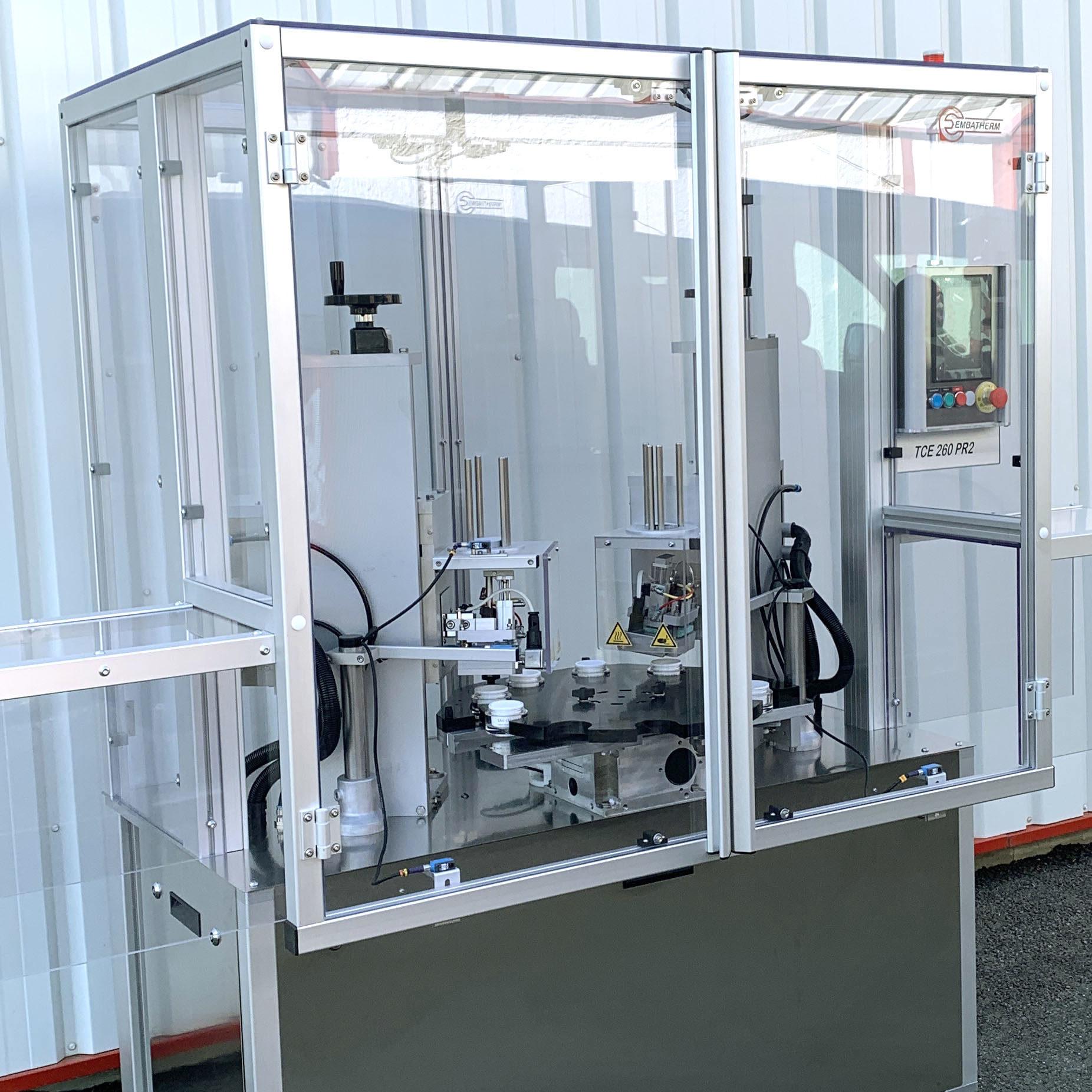 EMBATHERM TCE260PR2 - thermoscelleuse automatique
